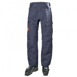 PANTALON DE SKI RIDGE SHELL PANT GRAPHITE BLACK