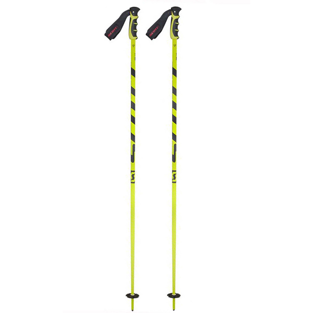 BATONS DE SKI TEAM ISSUE GREEN