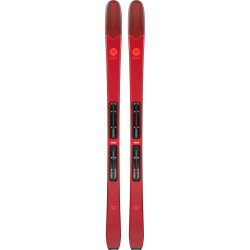 SKI SEEK 7 HD + XPRESS 11 B93 BLACK/WHITE