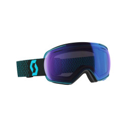 MASQUE DE SKI LINX BLUE ILLUMINATOR BLUE CHROME