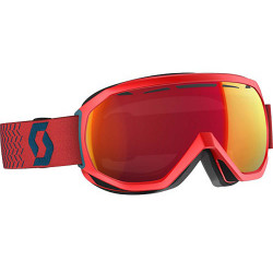 MASQUE DE SKI NOTICE OTG RED/BLUE AMPLIFIER RED CHROME