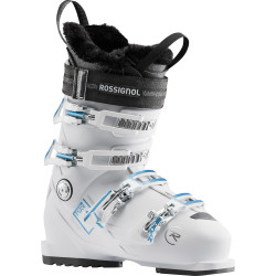 CHAUSSURES DE SKI PURE 80 WHITE/GREY