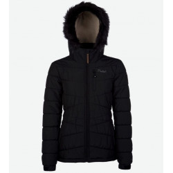 VESTE DE SKI  VALDEZ TRUE BLACK