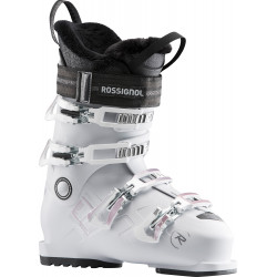 CHAUSSURES DE SKI PURE COMFORT 60 WHITE/GREY