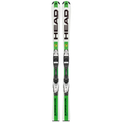 SKI SUPERSHAPE LR + FIXATIONS SLR 7.5 AC BRAKE 78