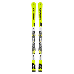 SKI WC REBELS I.SPEED + FIXATIONS FREEFLEX EVO 14 BRAKE 85