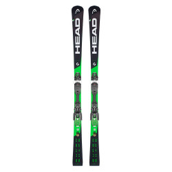 SKI SUPERSHAPE I.MAGNUM SW + FIXATIONS PRD 12 GW BRAKE 85