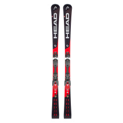 SKI SUPERSHAPE I.RALLY SW + FIXATIONS PRD 12 GW BRAKE 85