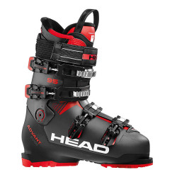 CHAUSSURES DE SKI ADVANT EDGE 95 ANTHRACITE/BLACK RED
