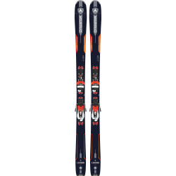 SKI LEGEND X84 + FIXATIONS NX 12 KONECT DUAL B90 BK/RED