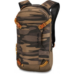 SAC A DOS HELI PACK 12L FIELD CAMO