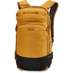SAC A DOS HELI PRO 20L MINERAL YELLOW