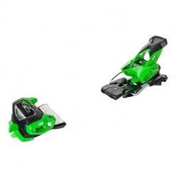 FIXATION DE SKI ATTACK² 13 GW W/O BRAKE GREEN + POWER BRAKE2 RACE PRO 110