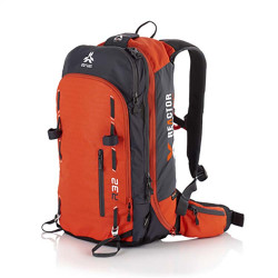 SAC A DOS AIRBAG REACTOR 32 ORANGE