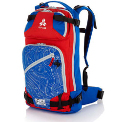 SAC A DOS BACKPACK CALGARY 22 BLUE/RED