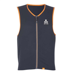 PROTECTION DORSALE ACTION VEST MEN GREY/ORANGE