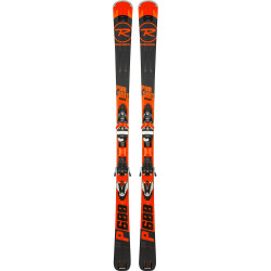 SKI PURSUIT 600 CAM + FIXATIONS NX 12 KONECT DUAL B80 BK/RED