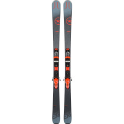 SKI EXPERIENCE 80 CI + FIXATIONS XPRESS 11 B83 BLACK/ORANGE