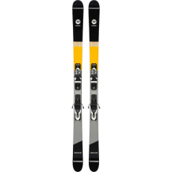 SKI SPRAYER + FIXATIONS XPRESS 10 B83 BLACK/WHITE