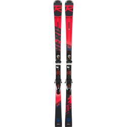 SKI HERO ELITE LT TI + FIXATIONS NX 12 KONECT DUAL B80 BK/ICON