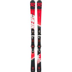 SKI HERO ELITE MT TI + FIXATIONS NX 12 KONECT DUAL B80 BK/ICON
