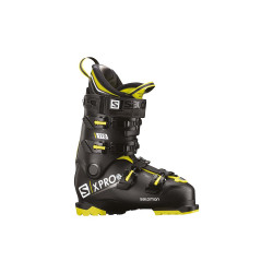 CHAUSSURE DE SKI X PRO 110 BLACK/ACID GREEN/WHITE