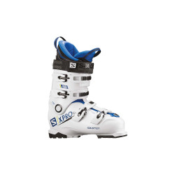 CHAUSSURE DE SKI X PRO 100 WHITE/RACE BLUE/ACID GREEN