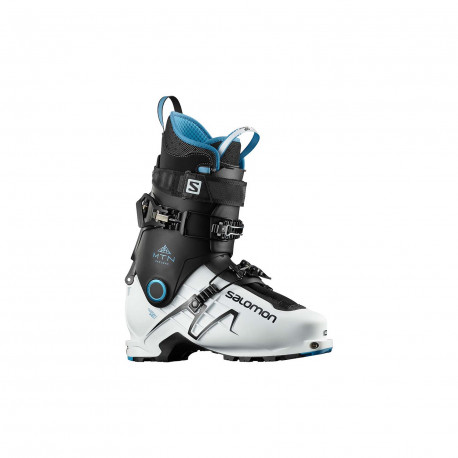 0dabcc7d327 CHAUSSURE DE SKI RANDO MTN EXPLORE WHITE BLACK BLUE - Easy Gliss