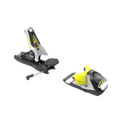 FIXATIONS DE SKI SPX 12 DUAL B120 CONCRETE/YELLOW
