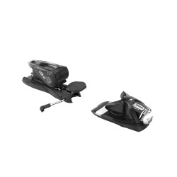 FIXATIONS DE SKI NX 12 DUAL B100 BLACK/WHITE