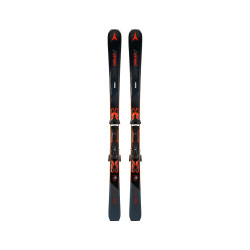 SKI VANTAGE X 80 CTI + FIXATIONS FT 12 GW BLACK RED