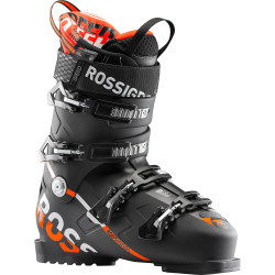 CHAUSSURE DE SKI SPEED 120 BLACK/RED