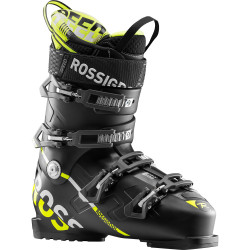 CHAUSSURE DE SKI SPEED 100 BLACK/YELLOW