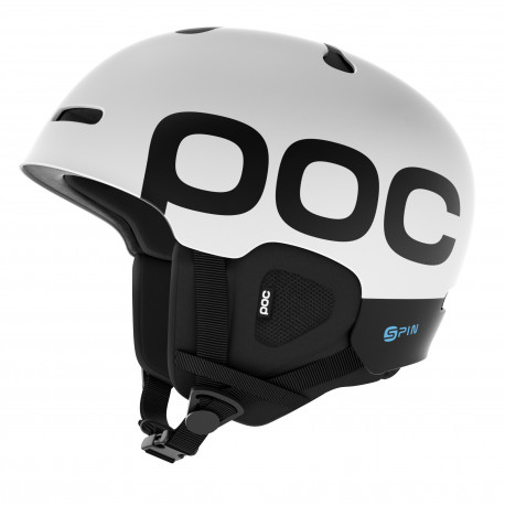 CASQUE DE SKI AURIC CUT BACKCOUNTRY SPIN HYDROGEN WHITE