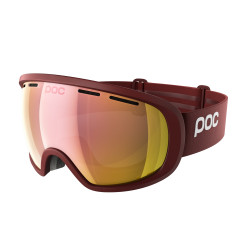 MASQUE DE SKI FOVEA CLARITY LACTOSE RED/SPEKTRIS ROSE GOLD