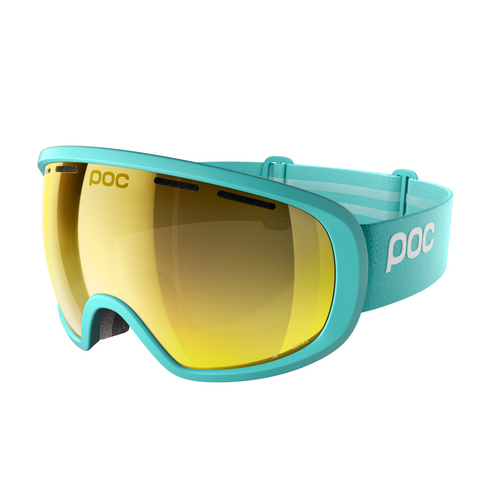 MASQUE DE SKI FOVEA CLARITY TIN BLUE/SPEKTRIS GOLD