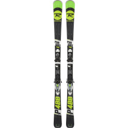 SKI PURSUIT 400 CARBON + FIXATIONS NX 12 KONECT DUAL B80 BK/L.GR