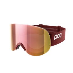 MASQUE DE SKI LID CLARITY LACTOSE RED/SPEKTRIS ROSE GOLD