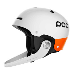 CASQUE DE SKI ARTIC SL SPIN HYDROGEN WHITE ZINK ORANGE