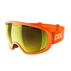 MASQUE DE SKI FOVEA CLARITY ZINK ORANGE
