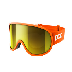 MASQUE DE SKI RETINA BIG CLARITY ZINK ORANGE