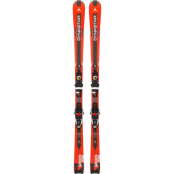 SKI SPEED ZONE 12 TI ORANGE + FIXATIONS NX 12 KONECT DUAL B80 BK/ICON