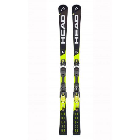 SKI SUPERSHAPE I-SPEED SW MFPR + FIXATIONS PRD 12 GW BRAKE 85