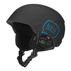 CASQUE DE SKI B-LIEVE MATTE BLACK SHOUT