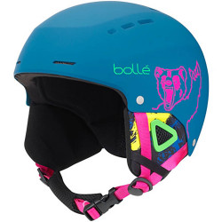 CASQUE DE SKI QUIZ MATTE NAVY BEAR