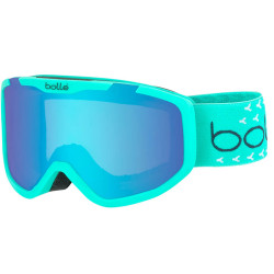 MASQUE DE SKI ROCKET PLUS MATTE MINT & WHITE AURORA