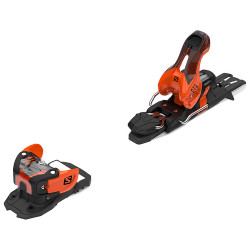 FIXATION DE SKI WARDEN 11 ORANGE BLACK L100