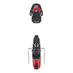 FIXATION DE SKI WARDEN MNC 11 BLACK/RED L90