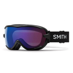 MASQUE DE SKI VIRTUE BLACK CHROMA POP PHOTOCHROMIC ROSE FLASH