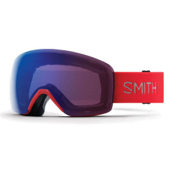 MASQUE DE SKI SKYLINE RISE CHROMAPOP PHOTOCHROMIC ROSE FLASH